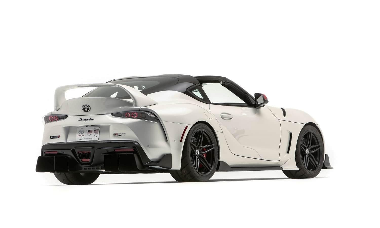 Toyota GR Supra Sport Top SEMA 2020