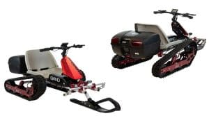 Trineo eléctrico ENVO Snowkart