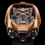 Jacob & Co. Chiron Tourbillon oro rosa 18 quilates