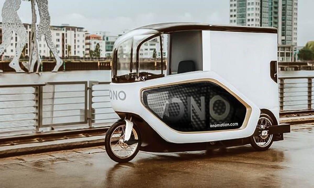 Bicicleta eléctrica de carga One Motion