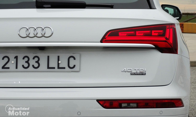 Audi Q5 OLED