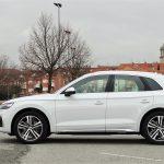 Prueba Audi Q5 lateral