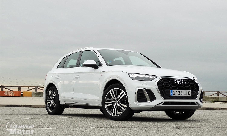 Prueba Audi Q5 TDI quattro