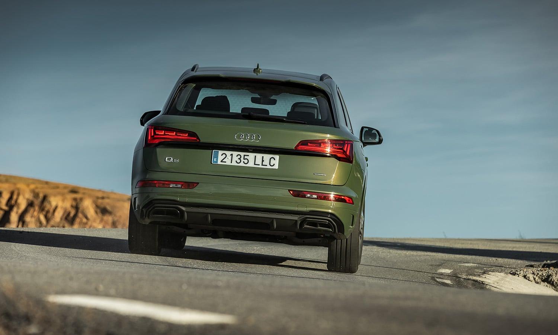 Prueba Audi Q5 40 TDI 204 CV