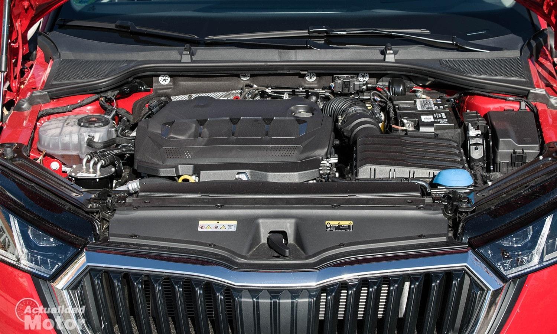 Motor TDI 150 CV del Skoda Octavia