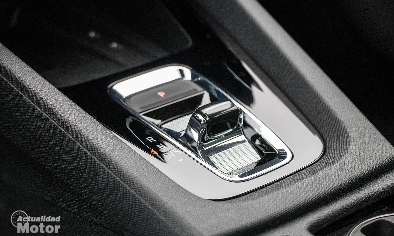Palanca de cambios DSG del Skoda Octavia TDI 150 CV