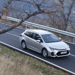 Prueba Suzuki Swace hybrid 122 CV