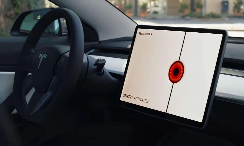 Modo Centinela de Tesla