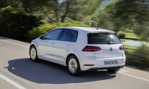 Fin de la producción del Volkswagen e-Golf