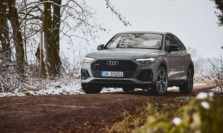 Audi Q5 Sportback delantera