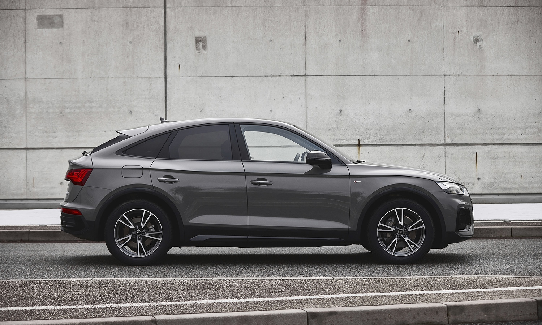 Audi Q5 Sportback lateral