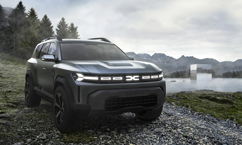 Dacia Bister Concept
