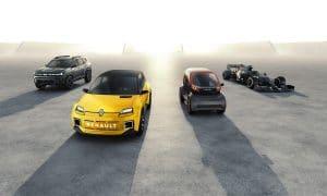 Estrategia Renault