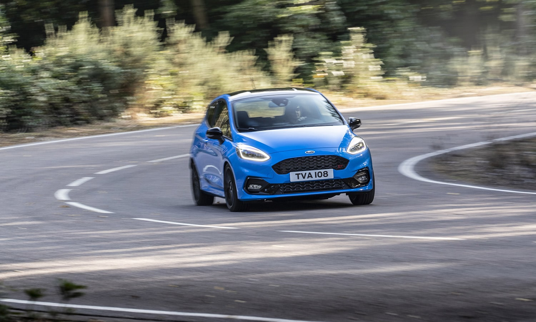 Ford Fiesta ST Edition dinámica