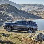 Jeep Grand Cherokee L lateral