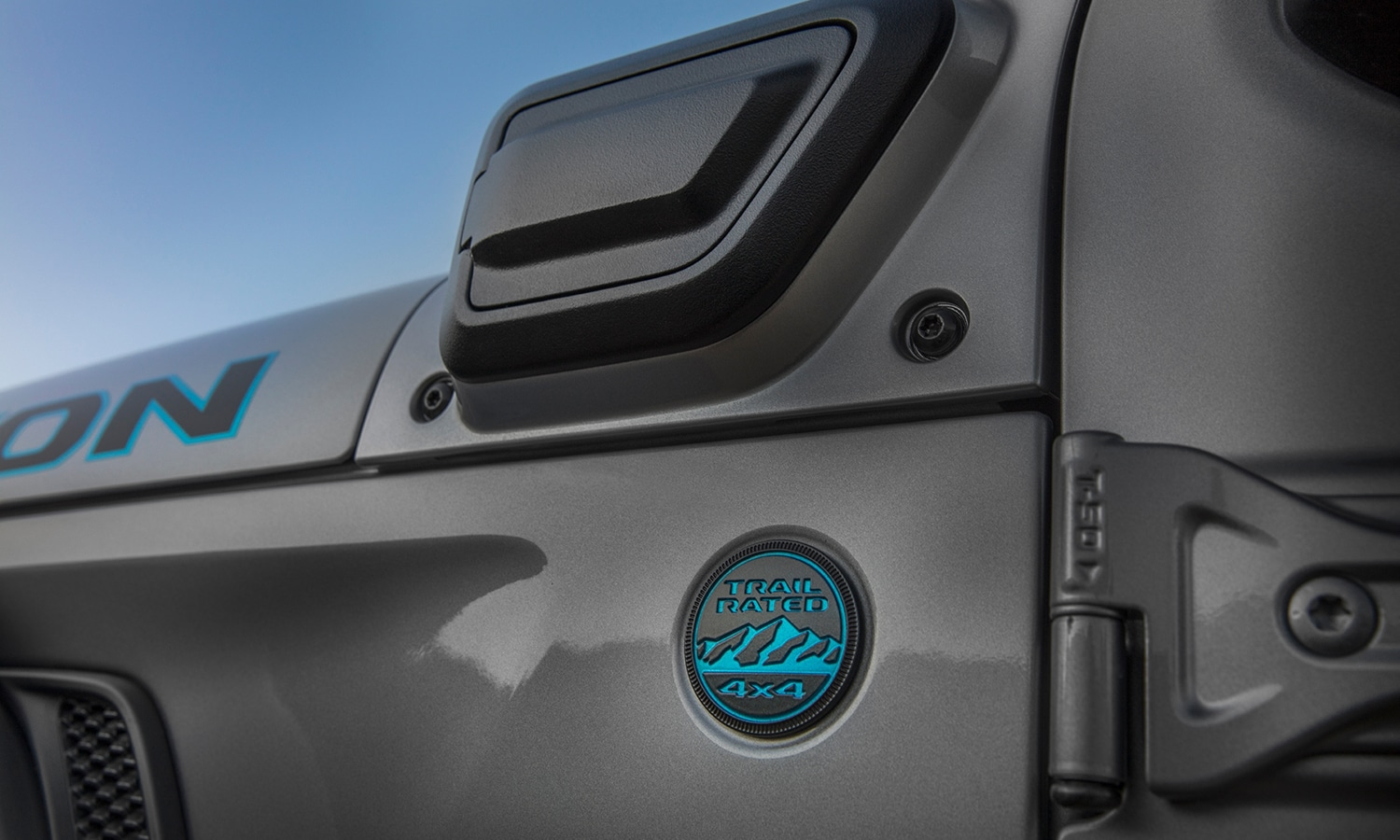 Jeep Wrangler 4xe First Edition detalle