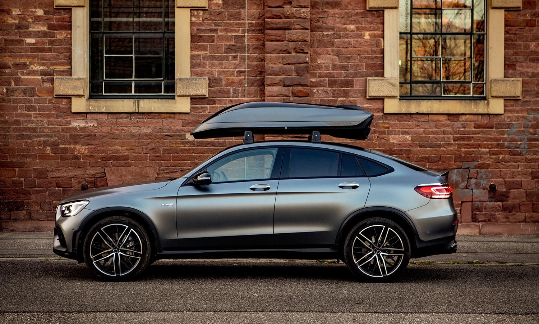 Mercedes-AMG cofre techo baúl portaequipajes