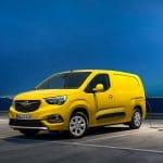 Opel Combo-e Cargo perfil