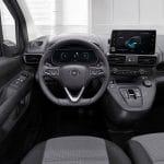 Opel Combo-e Cargo interior