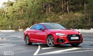 Prueba Audi S5 Coupé TDI