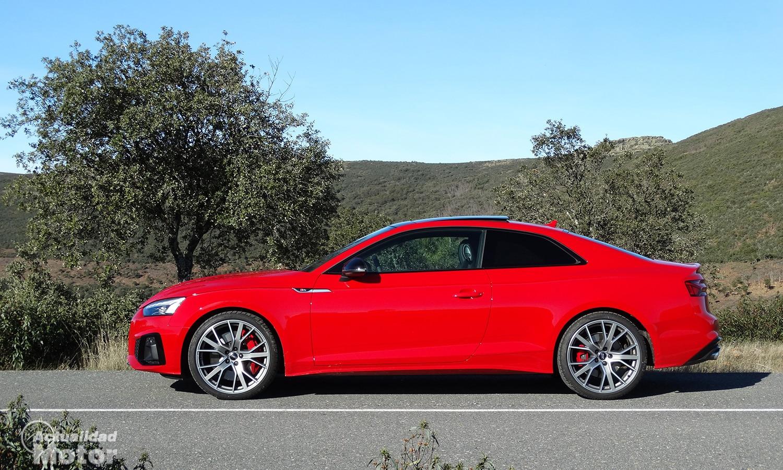 Prueba Audi S5 TDI lateral