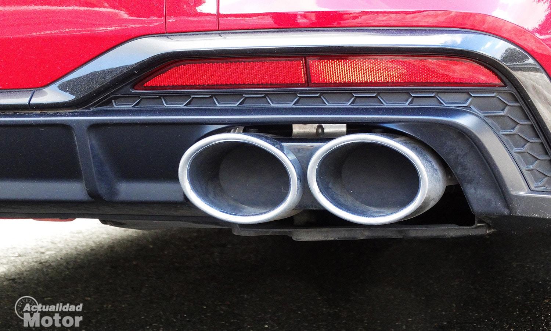 Tubo de escape falso Audi