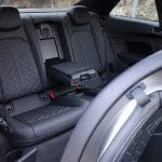 Prueba Audi S5 Coupé plazas traseras