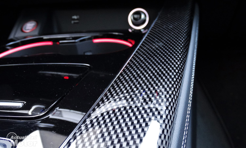 fibra carbono Audi S5