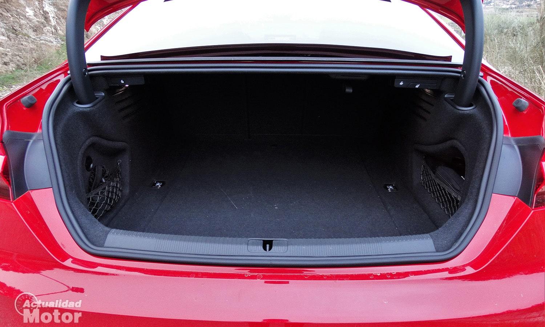 Prueba Audi S5 Coupé maletero