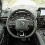 Volante Toyota Proace City