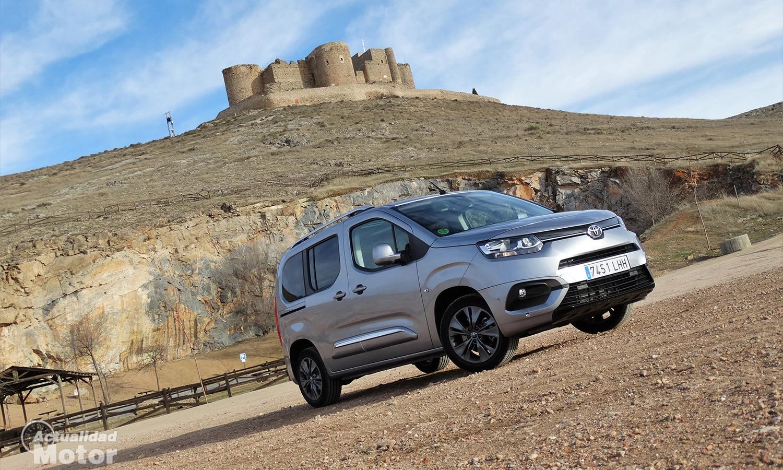 Prueba Toyota Proace City diésel