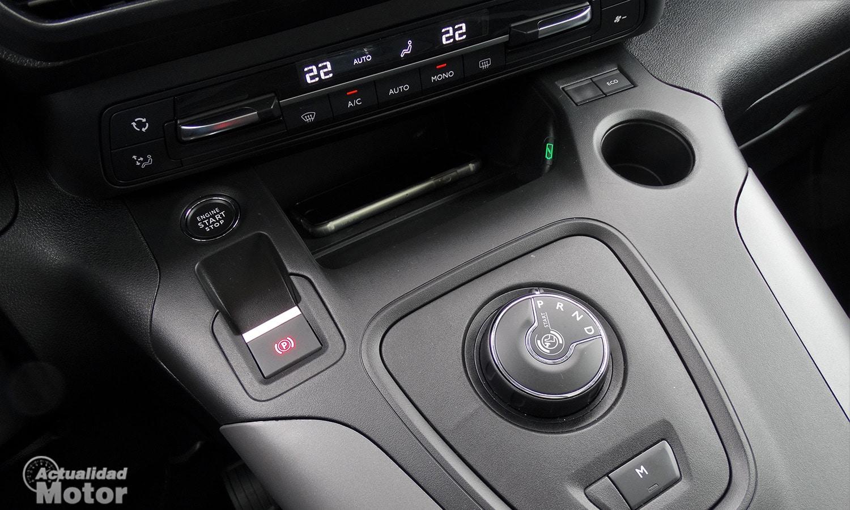 Consola central Toyota Proace City automático