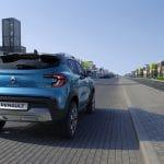 Renault Kiger trasera