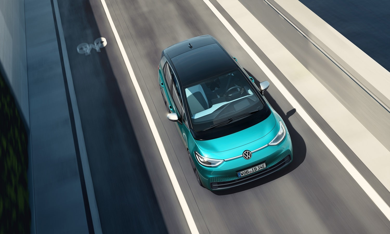 El grupo Volkswagen vende un 214% más de coches eléctricos