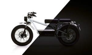 Xubaca moto eléctrica de iones de sodio