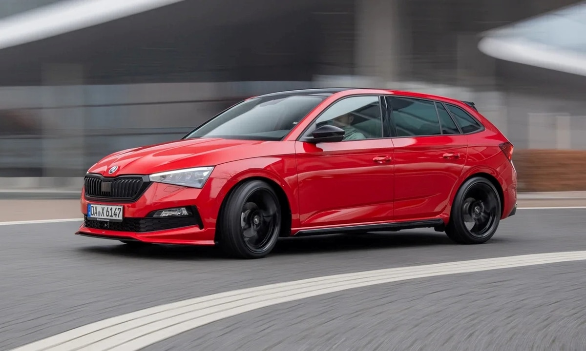 Skoda Scala Edition S by ABT
