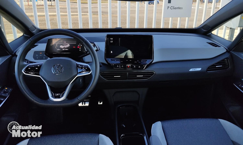 prueba Volkswagen ID3