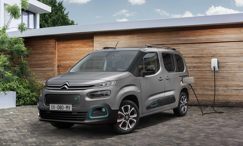 Citroën ë-Berlingo eléctrica