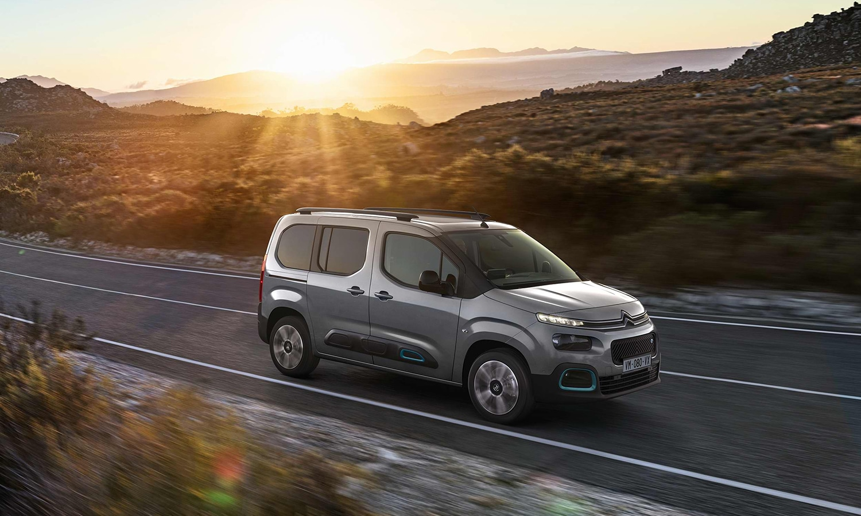 Citroën ë-Berlingo lateral