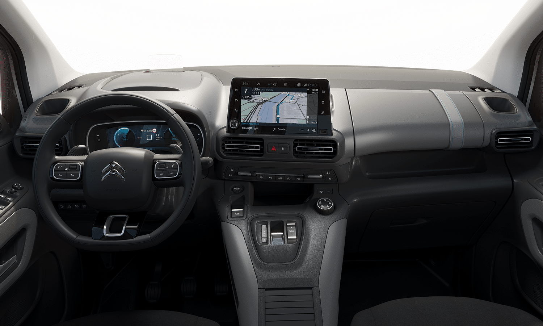 Citroën ë-Berlingo interior