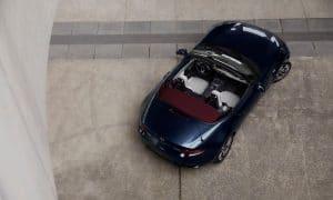 Mazda MX-5 Blue&Red