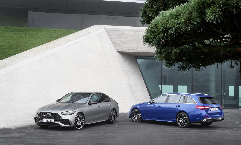 Mercedes Clase C berlina y Estate