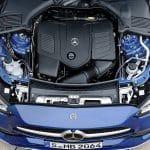 Mercedes Clase C motor