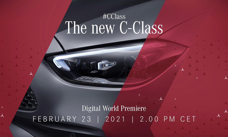Fecha presentación nuevo Mercedes Clase C