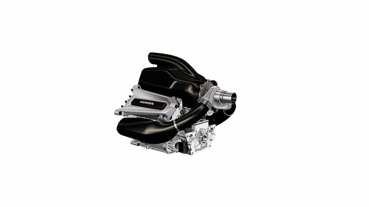 Fórmula 1, motrores congelados, Honda