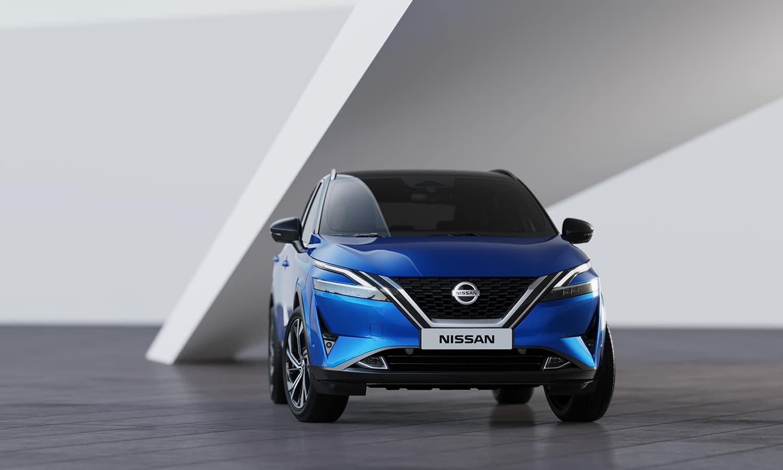 Nissan Qashqai frontal