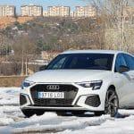 Prueba Audi A3 Sportback 30 TDI 116 CV Black Line (con vídeo)