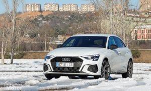 Prueba Audi A3 TDI