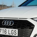 Prueba Audi A3 Sportback TDI detalle frontal