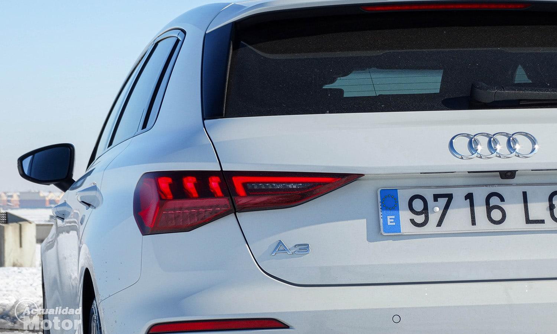 Prueba Audi A3 Sportback TDI led